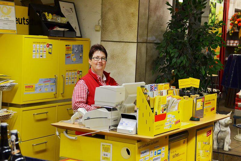 Ladengeschäft in Schauenstein